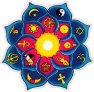 Interfaith lotus